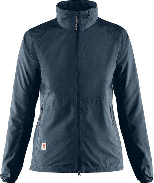 Fjällräven High Coast Lite Jakke Damer, Navy Xs 2020 Windbreaker